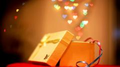 Holiday Gift Box Wallpapers 40023