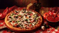 Italian Food Pizza Wallpaper 44477
