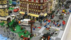 Lego Wallpaper 6523