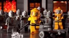 Lego Wallpaper 6526