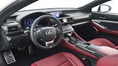 Lexus RC 350 Interior Wallpaper 44362