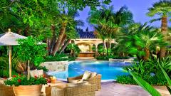 Luxury Resort Wallpaper 44389