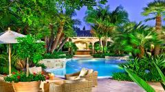 Luxury Resort Wallpaper 44389