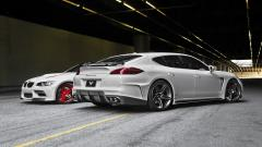 Porsche Panamera Background 39205