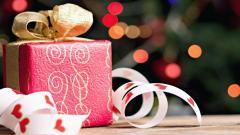 Pretty Gift Box Wallpaper 40013