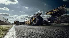 Racing Track Lotus Wallpaper 44508