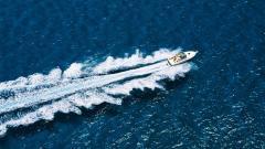 Speed Boat Wallpaper 44505