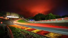 Stunning Racing Track Wallpaper 44507