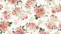 Vintage Flowers 14868