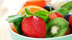 Wonderful Fresh Fruit Wallpaper 44383