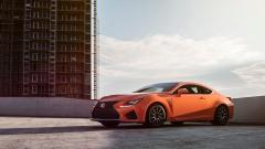 Wonderful Lexus RC F Wallpaper 44350