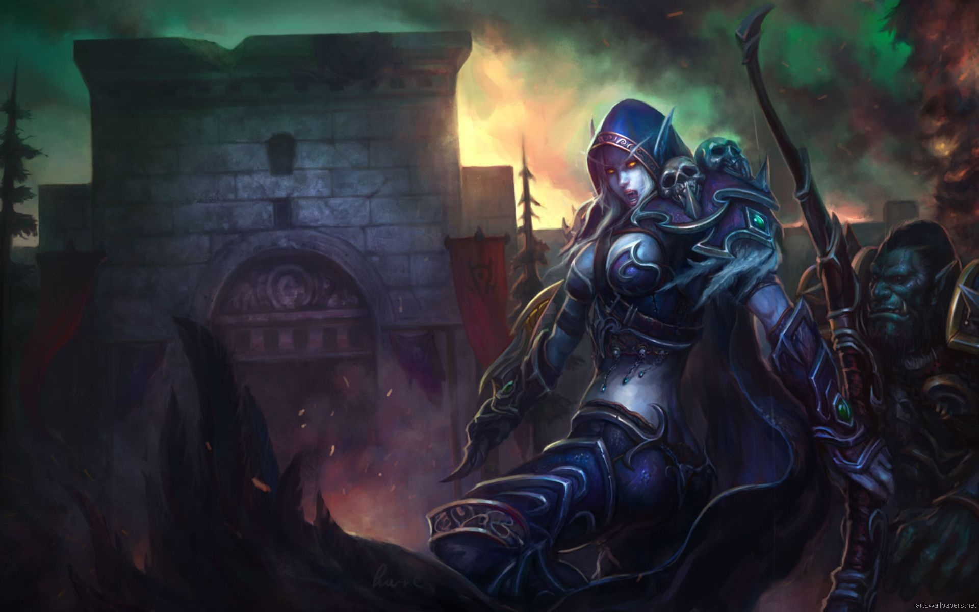 Image result for wow wallpaper