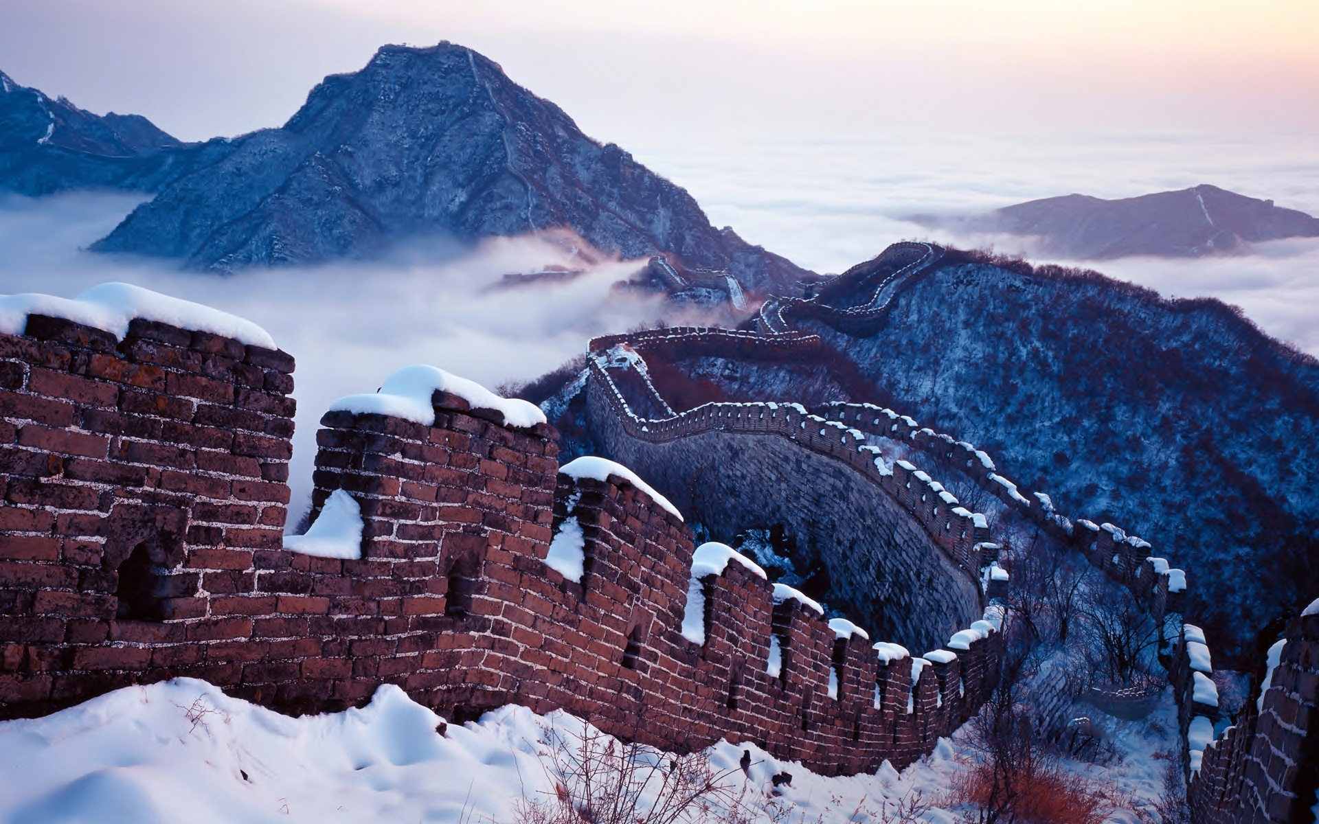 awesome great wall of china wallpaper 36537