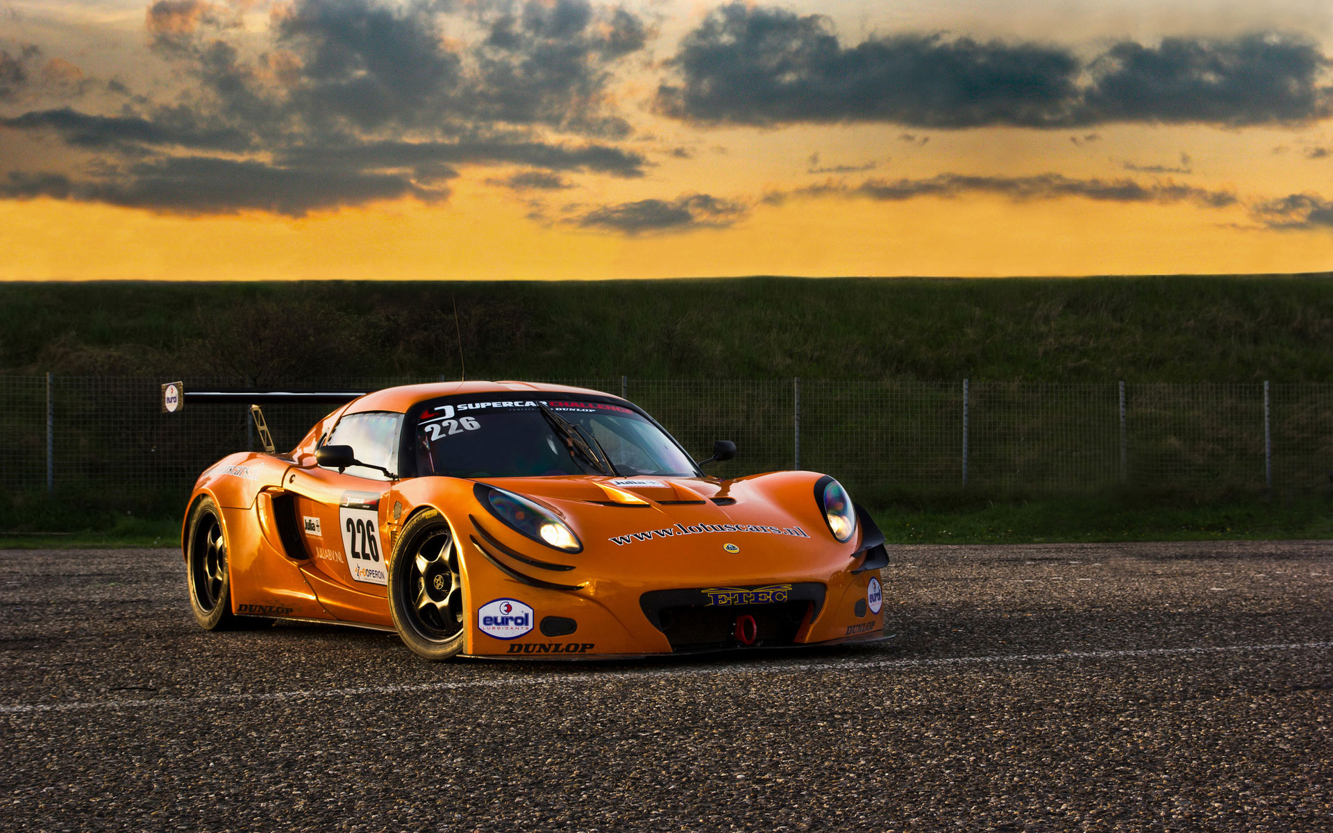 awesome lotus exige wallpaper 45049