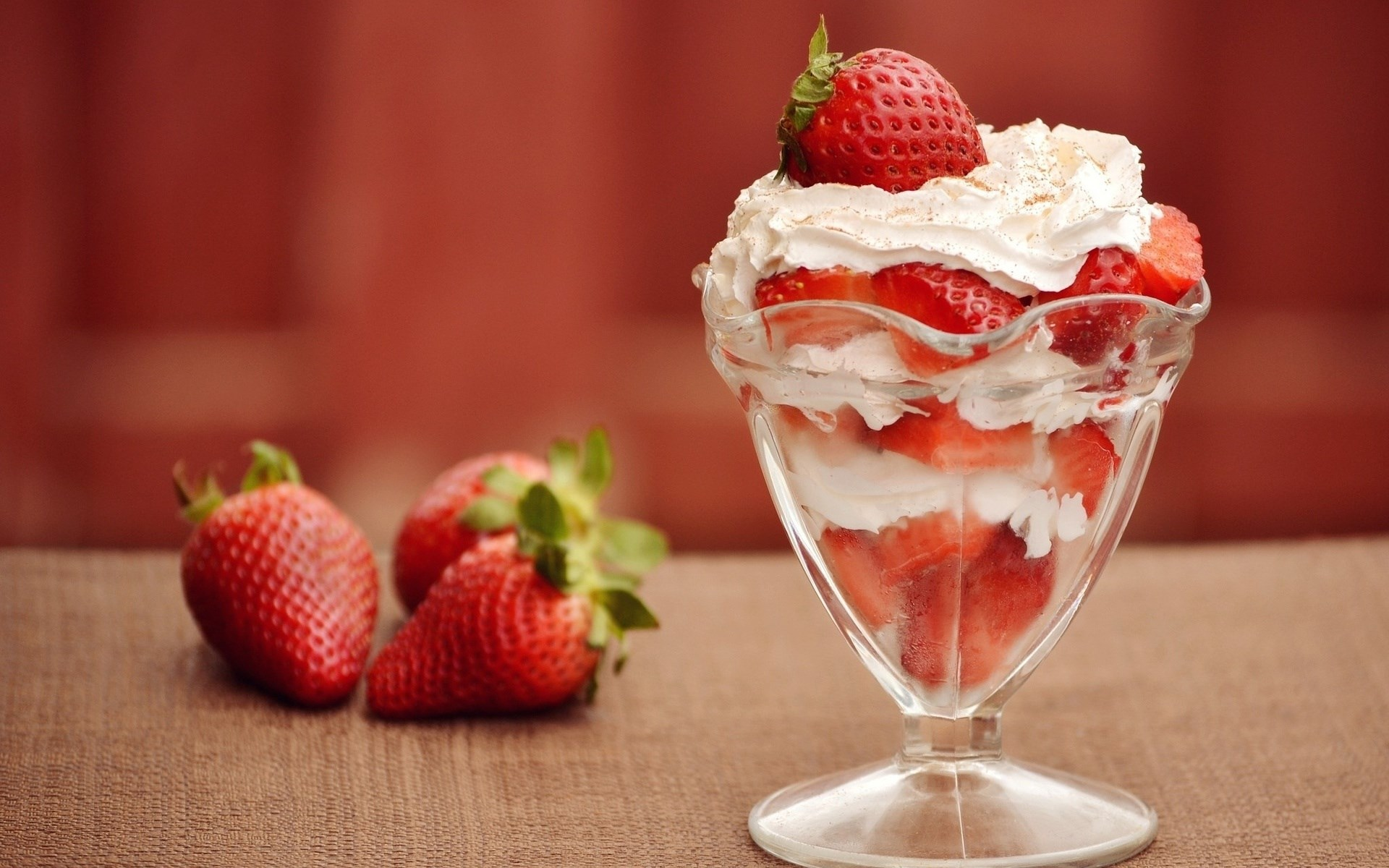 awesome strawberries wallpaper 38835