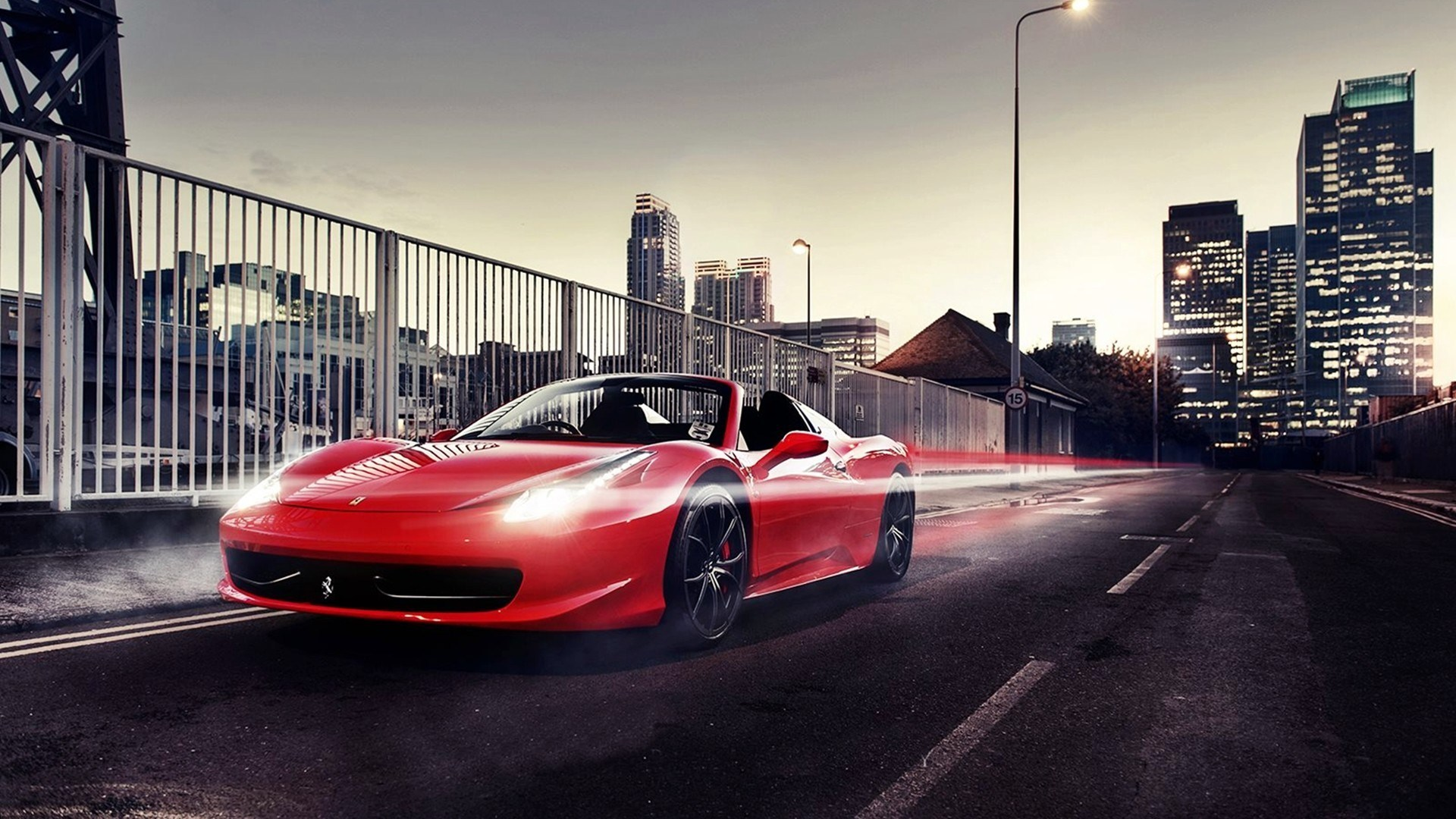 fantastic ferrari 458 wallpaper 37621