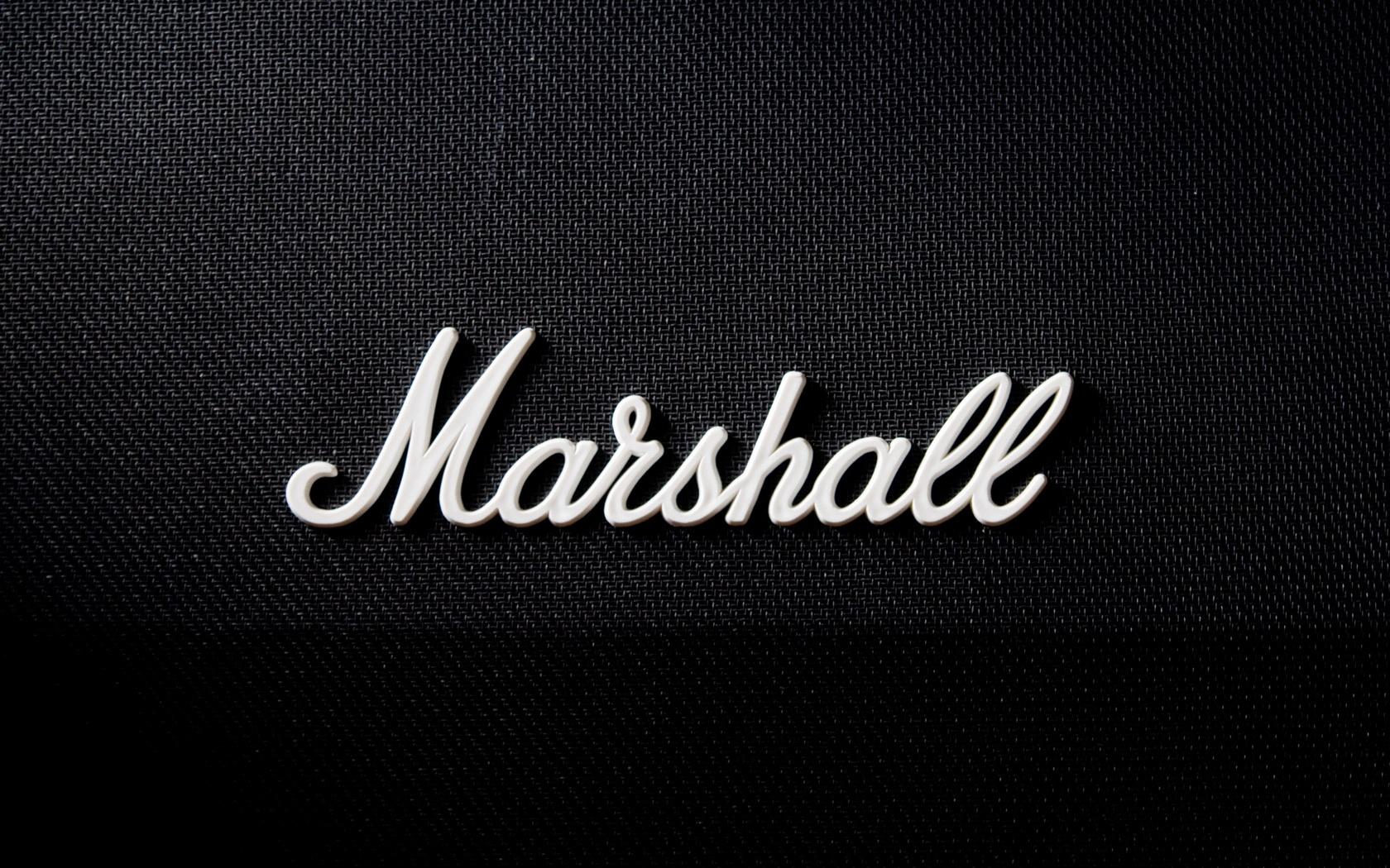 marshall logo wallpaper 44667