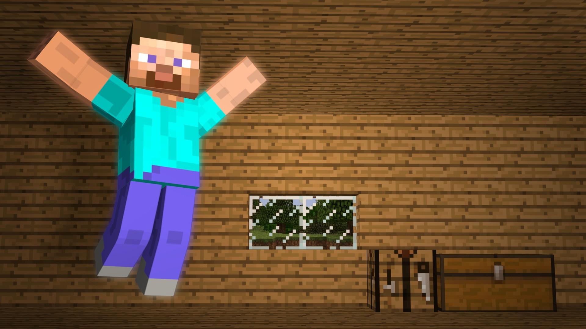 Steve Minecraft Wallpaper 45165 1920x1080px
