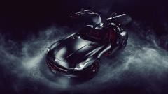 Amazing Mercedes SLS Wallpaper 36521