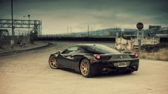 Awesome Ferrari 458 Wallpaper 37618