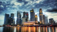Awesome HDR City Wallpaper 38114