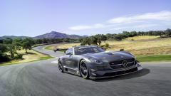Awesome Mercedes SLS Wallpaper 36506