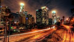 Beautiful HDR City Wallpaper 38127