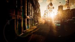 Beautiful Street Wallpaper 36556