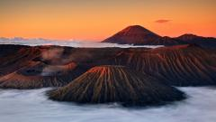 Beautiful Volcano Wallpaper 20292