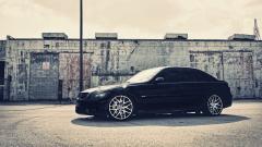 Black BMW 3 Series Wallpaper 44675