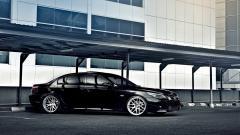 Black BMW 5 Series Wallpaper 43569
