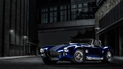 Blue Shelby Cobra Wallpaper 44664