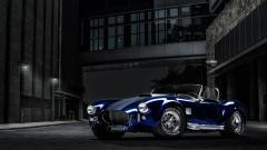 Blue Shelby Cobra Wallpaper 44664