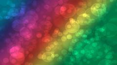 Colorful Bokeh 34559
