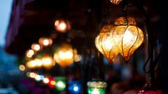 Colorful Bokeh Wallpaper 34555