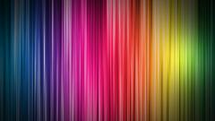 Colorful Striped Wallpaper 21854