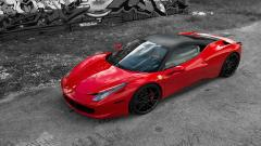 Cool Ferrari 458 Wallpaper 37614