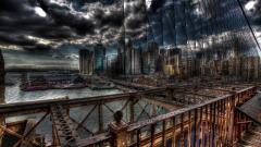 Cool HDR City Wallpaper 38122