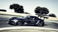 Cool Mercedes SLS Wallpaper 36514