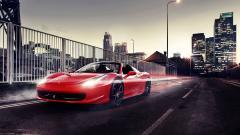Fantastic Ferrari 458 Wallpaper 37621