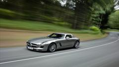 Fantastic Mercedes SLS Wallpaper 36517