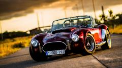 Fantastic Red Shelby Cobra Wallpaper 44662