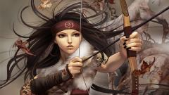 Fantasy Archer Wallpaper 23140
