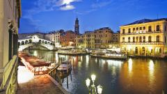 Free Canal Wallpaper 36750