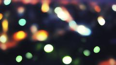 Free Colorful Bokeh Wallpaper 34553