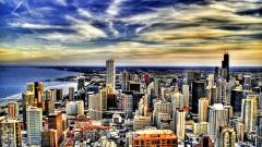 Free HDR City Wallpaper 38120