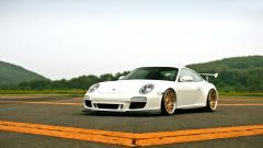 Free Porsche GT3 Wallpaper 36432