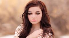 Girl Bokeh HD 36832