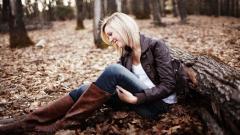 Girl Outdoor Background 37660