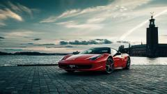 Gorgeous Ferrari 458 Wallpaper 37624